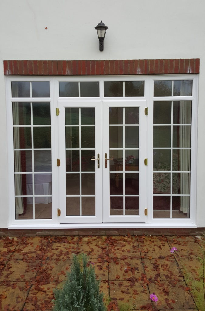 French Door (After)